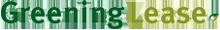 Greening Lease Logo